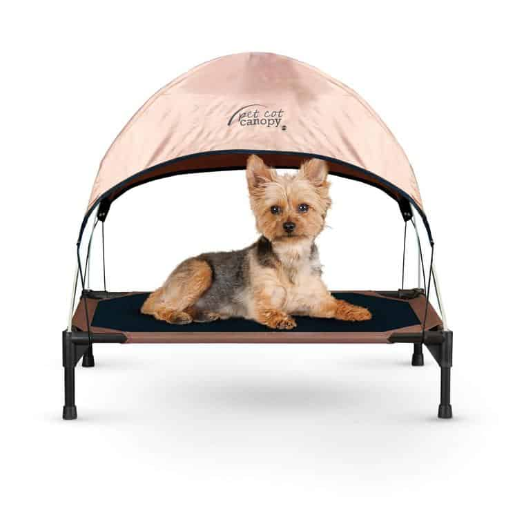 K&H Pet Cot Canopy (Cot sold separately)